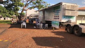 Unidade Móvel Saúde Ocupacional RGA MED